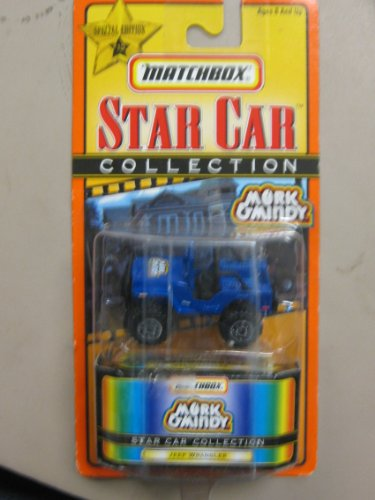 Matchbox Star Car Collection; Mork and Mindy Jeep