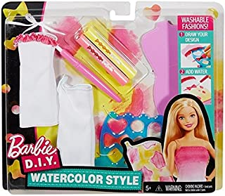 Barbie D.I.Y. Watercolor Doll