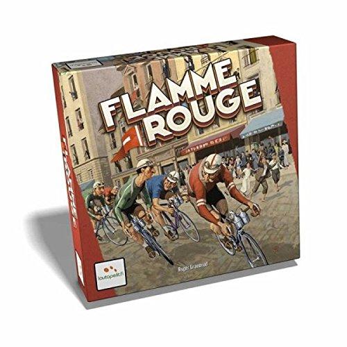 Lautapelit 67 - Flamme Rouge (deutsche Ausgabe)