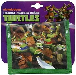Nickelodeon Teenage Mutant Ninja Turtle Bi Fold Wallet (2 Pack)