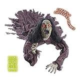 WIDMANN Zombie de Halloween 140 cm, con luz y Sonido