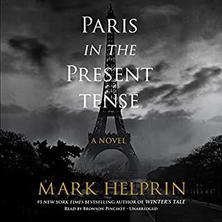 Paris in the Present Tense audiobook cover art