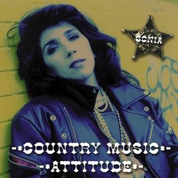 Country music attitude