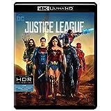 Justice League 2017 4K UHD