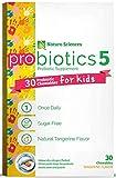 Naturo Sciences, Childrens Chewable Probiotic, Kids Digestive Immune Defense Probiotics,...