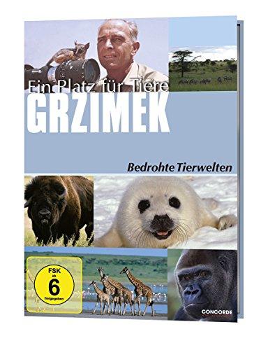 Grzimeks Ein Platz für Tiere - Bedrohte Tierwelten