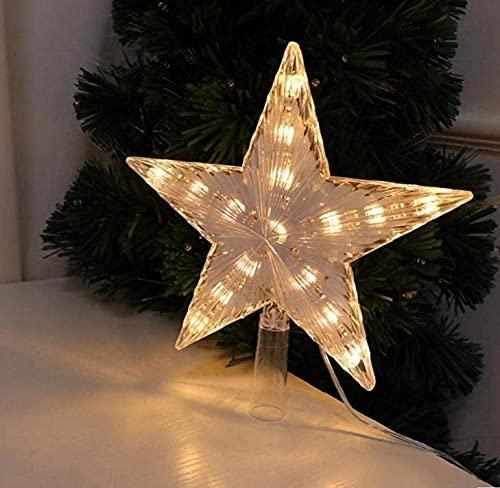 Mtawou - Guirnalda de luces led esféricas para árbol de Navidad, bolas decorativas, funciona con pilas, para decoración de habitaciones, terrazas, fiestas