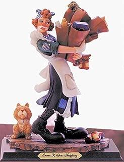 Best rare emmett kelly figurines Reviews