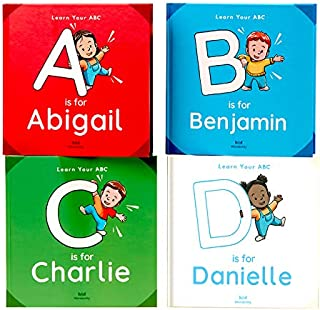 Personalized ABC Book - ABC for You | Wonderbly (Softcover)