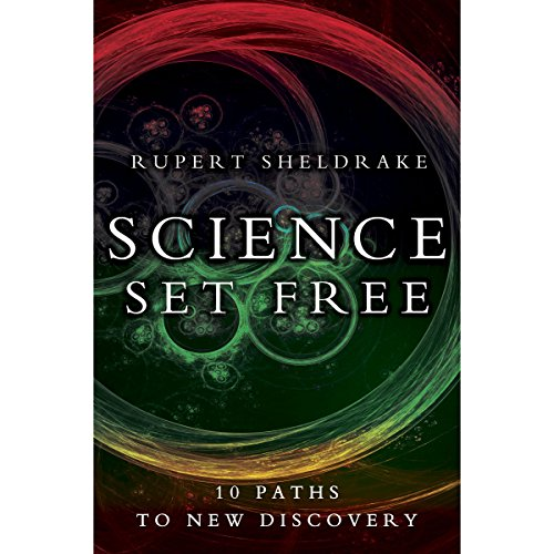 Science Set Free audiobook cover art