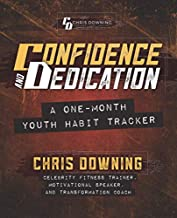 Confidence and Dedication: A One-Month Youth Habit Tracker