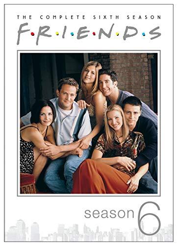 Friends: Complete Sixth Season (4 Dvd) [Edizione: Stati Uniti] [Italia]