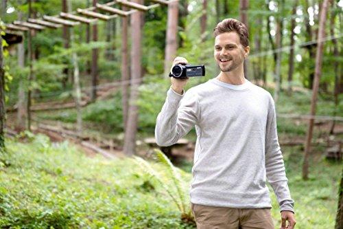 Sony HDR-CX405 9.2 MP Full HD Camcorder (30x Optical Zoom) - Black
