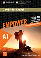 Cambridge English Empower Starter Combo B with Online Assessment