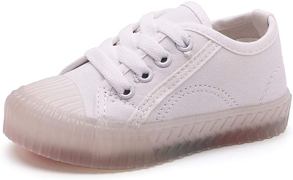 favorite peggy piggy Boy'sGirl's Canvas Rainb Sneakers Shoes Some reservation Lightweight