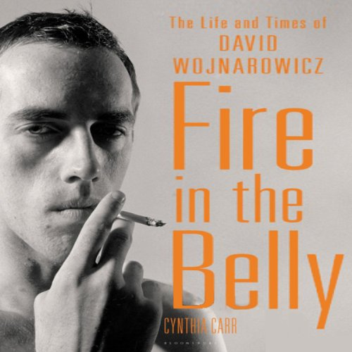 Fire in the Belly audiobook cover art