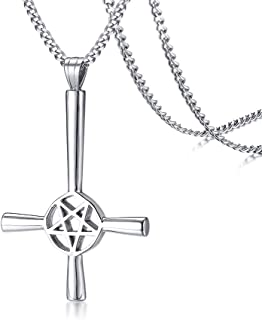 Best inverted cross and pentagram Reviews