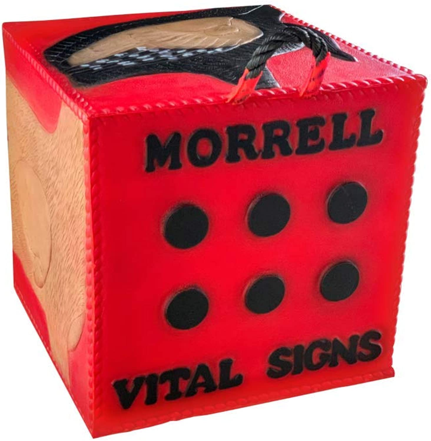 Morrell New Vital Signs Foam Archery Target for Any Bow and Any Arrow Tip
