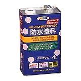 アサヒペン 防水塗料 4L