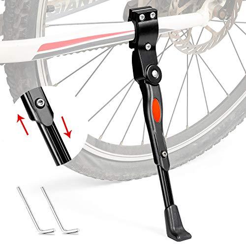 Comius Sharp Pata de Cabra para Bicicleta, Soporte de Bicicleta de Aleación Ajustable MTB Universal para Bicicleta 22'- 29'