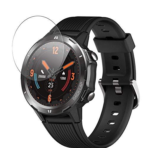 Vaxson Protector de Pantalla, compatible con LATEC ID216 smart watch, 3 Unidades TPU Film Screen Protector [ No Vidrio Templado ]