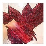 Coda di Sirena per Piscina Bikini Sirena Coda Set per Bambini/Adulti/Uomini/Donne/Nuoto/Fotografia Sirena Costume da Bagno(Color:Colore 5)