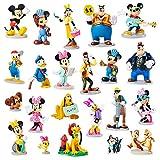 Disney Mickey Mouse and Friends Mega Figurine Set