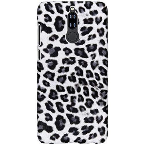 hHülle Huawei Mate 10 Lite Hülle – Leopard, Wildkatze, Tiermuster – Hard Hülle Handyhülle