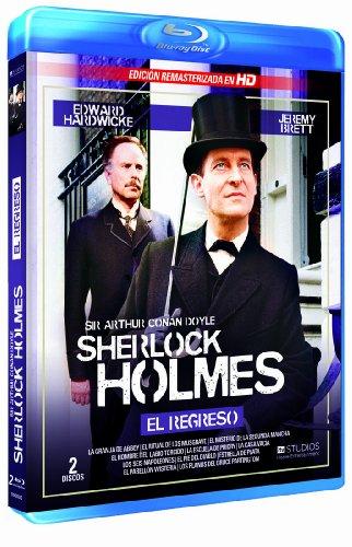 Sherlock Holmes: El Regreso (Blu-Ray) (Import) (2013) Jeremy Brett; Edward H