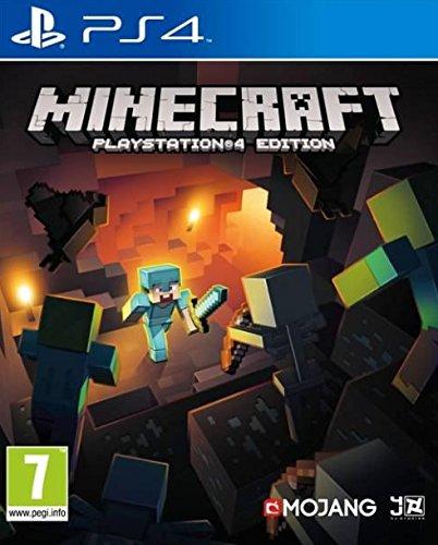 Sony Minecraft, PS4 PlayStation 4 videogioco