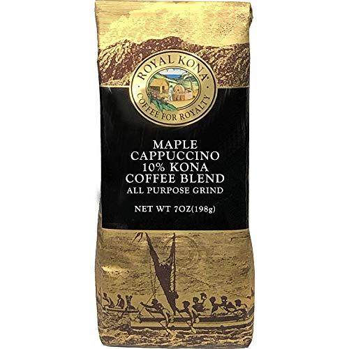 オリエント ロイヤルコナブレンドコーヒー メープルカプチーノ 198g