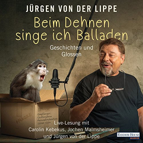 Beim Dehnen singe ich Balladen audiobook cover art