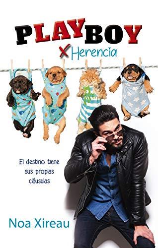 Playboy por herencia: Comedia romántica ligera y divertida.