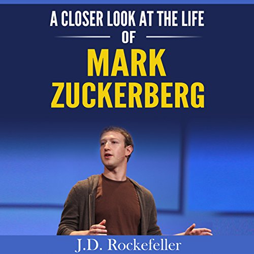 A Closer Look at the Life of Mark Zuckerberg Titelbild