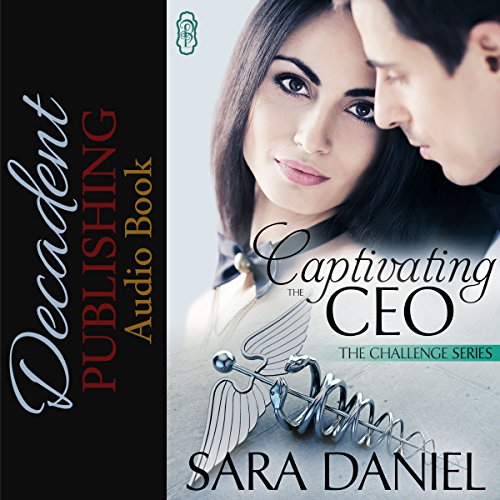 Captivating the CEO audiobook cover art