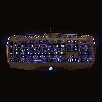 TTX PC Professional Gaming Keyboard - Black  TTX Tech