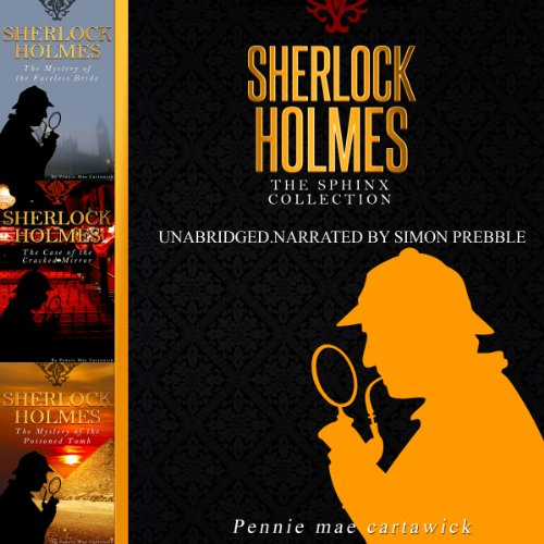 Sherlock Holmes: The Sphinx Collection cover art