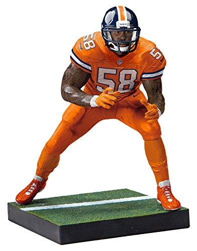 McFarlane Toys EA Sports Madden NFL 18 Ultimate Team Series 1 Von Miller Denver Broncos Action Figure