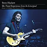 The Total Experience Live in Liverpool: Acolyte to Wolflight With Genesis Classics von Steve Hackett