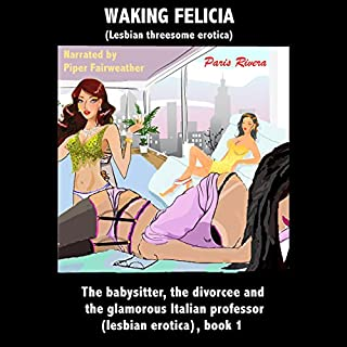 Waking Felicia audiobook cover art