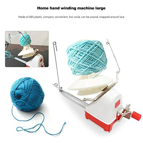 Best Quality Hand Operated Wool Winder Holder String Ball Coiler Machine, String Ball Holder - Swift Yarn Winder Holder, Yarn Winder Holder, Knitting Ball Winder, Royal Yarn Ball Winder