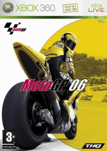 THQ Moto GP 06, Xbox 360 - Juego (Xbox 360)