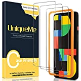 UniqueMe [3 Pack] Screen Protector for Google Pixel 5,