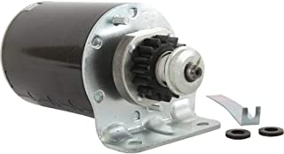 DB Electrical 410-22003 Starter Compatible With/Replacement For Briggs 390838 497594 497595 5-22 HP 5742 /John Deere AM122...