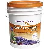 Instant Ocean Reef Crystals Reef Salt for Reef Aquariums, 160-Gallon