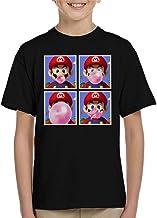 Cloud City 7 Mario Bubblegum Super Mario Bros - Camiseta para niño