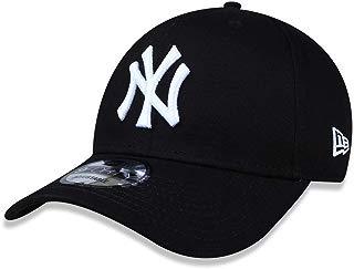 BONE 940 NEW YORK YANKEES MLB ABA CURVA SNAPBACK PRETO NEW ERA