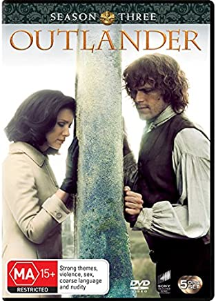 Outlander: Season 3 (DVD)