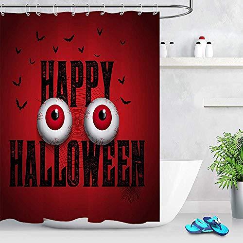 Hotel douchegordijn bordspel Cartoon stijl leuke aliens gemakkelijk te verzorgen, douchegordijn voor douchecabine, W122 X H183 CM/48X72 Inch
