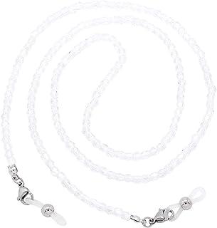 KAI Top Eyeglass Chain Sunglasses Chain Fashion Glass Bead Mask Lanyard Chain Face Mask Chain for Women Men